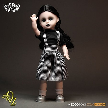 "Living Dead Dolls: The Lost as Dorothy 10"" Doll"