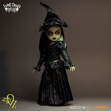 "Living Dead Dolls: Walpurgis as the Witch 10"" Doll"