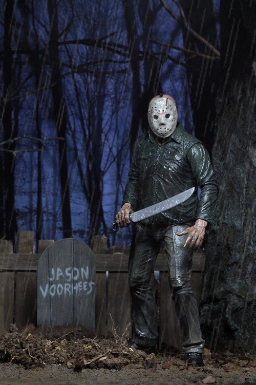 "NECA Friday the 13th Part 5: Ultimate ""Dream Sequence"" Jason 7"" Scale Action Figure"