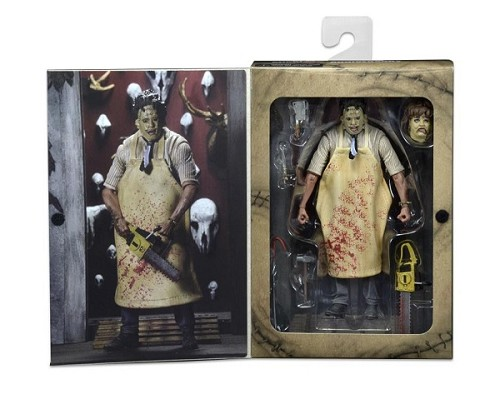 "NECA Texas Chainsaw Massacre: Ultimate Leatherface 7"" Scale Action Figure"