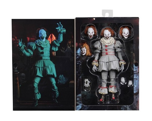 "NECA IT (2017): Ultimate Well House Pennywise 7"" Scale Action Figure"