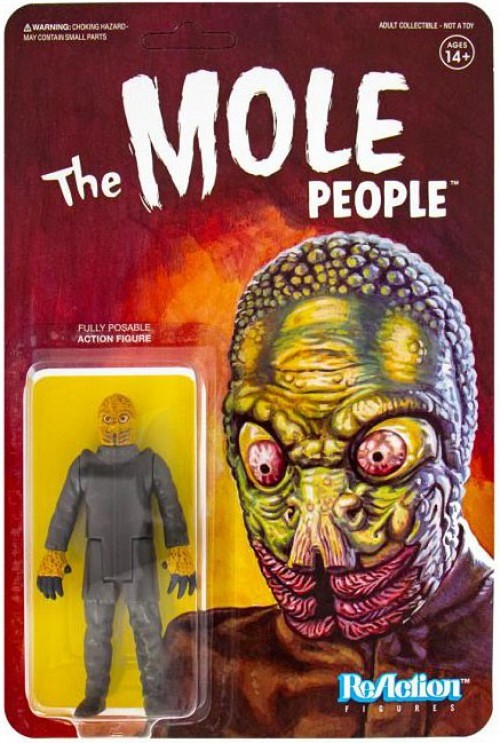 Super7 ReAction: The Mole People Action Figure
