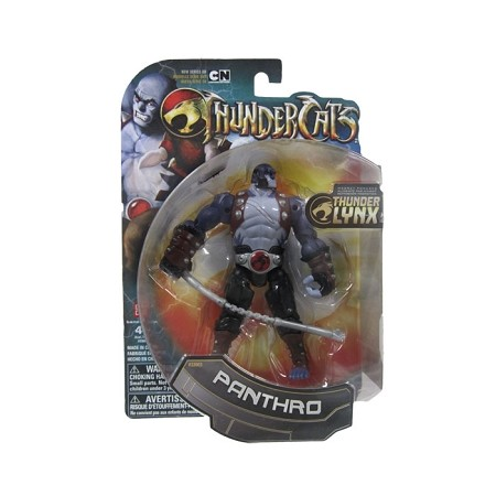 "Thundercats: Panthro 4"" Action Figure"