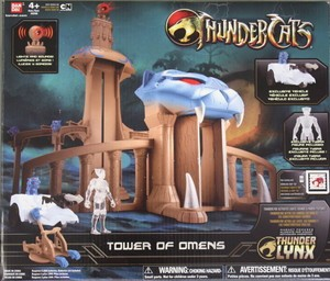 Thundercats: Tower of Omens Set