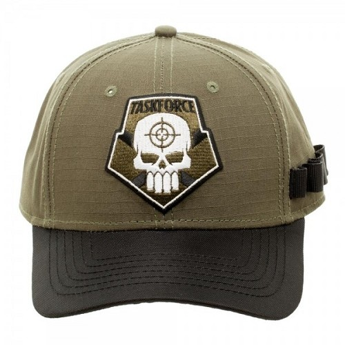 DC Comics: Suicide Squad - Taskforce X Adjustable Cap
