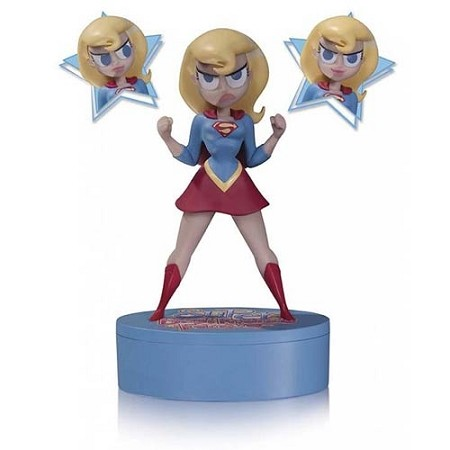 DC Collectibles: Super Best Friends Forever - Supergirl Vinyl Figure