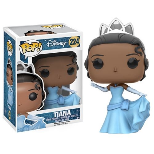 POP! Disney: The Princess & The Frog - Tiana Vinyl Figure #224