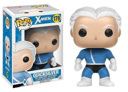 POP! Marvel: X-Men - Quicksilver Vinyl Bobblehead Figure #179