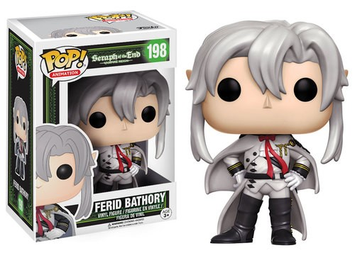 POP! Animation: Seraph of the End - Ferid Bathory Vinyl Figure #198