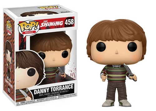 POP! Movies: The Shining - Danny Torrance Vinyl Figure #458