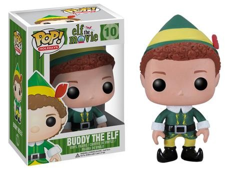 POP! Movies: Elf - Buddy the Elf Vinyl Figure #10