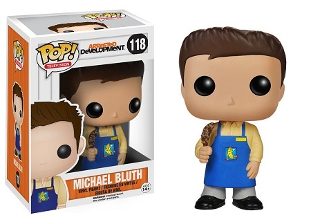 POP! Television: Arrested Development - Banana Stand Michael Bluth Vinyl Figure #118