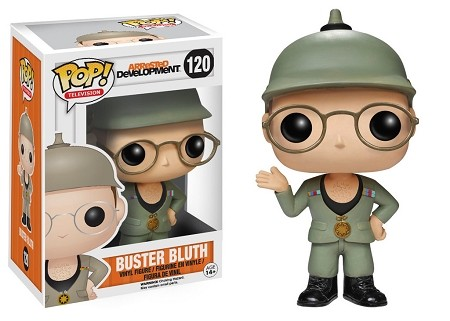 POP! Television: Arrested Development - Buster Bluth (Good Grief Version) Vinyl Figure #120