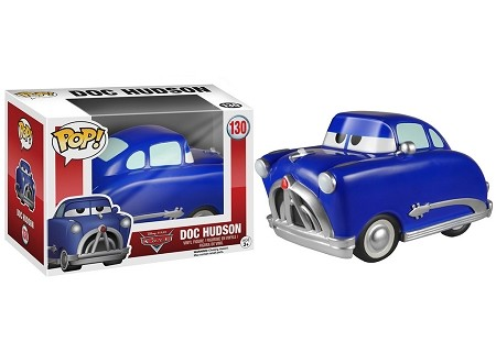 POP! Disney: Cars - Doc Hudson Vinyl Figure #130