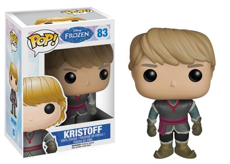 POP! Disney: Frozen - Kristoff Vinyl Figure #83