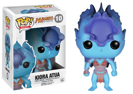 POP! Games: Magic The Gathering - Kiora Atua Vinyl Figure #10