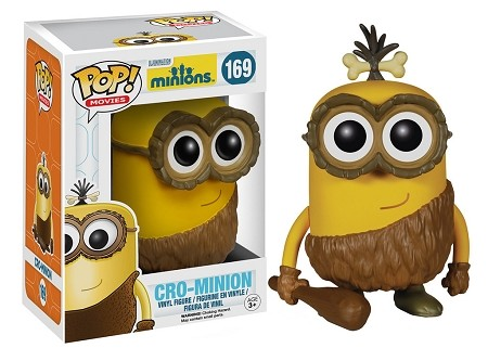POP! Movies: Minions - Cro-Minion Vinyl Figure #169