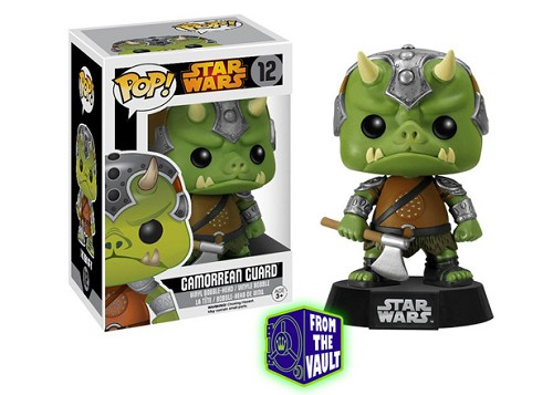 POP! Star Wars: Gamorrean Guard Vinyl Bobblehead Figure #12