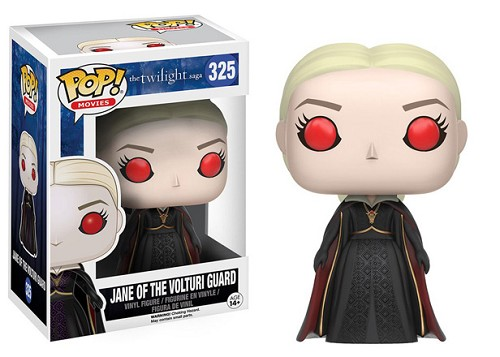 POP! Movies: Twilight - Jane of the Volturi Guard Vinyl Figure #325