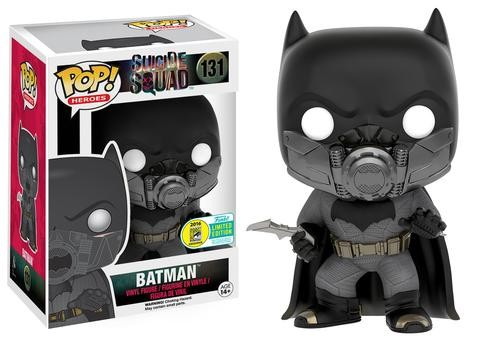 POP! DC Comics: Suicide Squad - Batman Vinyl Figure #131 (SDCC 2016 Exclusive)