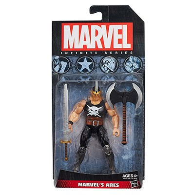 "Marvel Infinite Series: Wave 3 - Ares 3.75"" Action Figure"