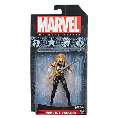"Marvel Infinite Series: Wave 3 - Valkyrie 3.75"" Action Figure"