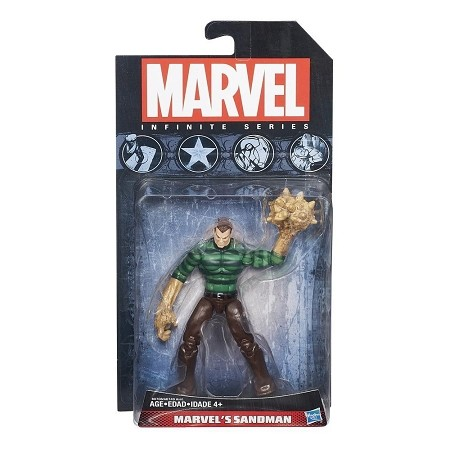"Marvel Infinite Series: Wave 5 - Sandman  3.75"" Action Figure"