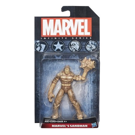 "Marvel Infinite Series: Wave 5 - Sandman (Sand Form) 3.75"" Action Figure"
