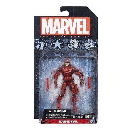 "Marvel Infinite Series: Wave 5 - Daredevil 3.75"" Action Figure"