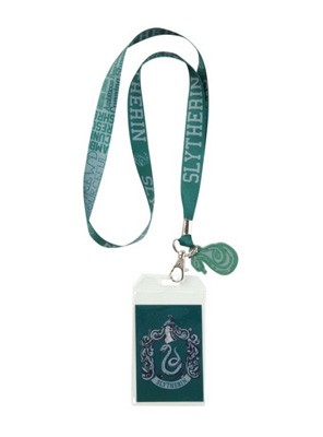 Harry Potter: Slytherin Lanyard