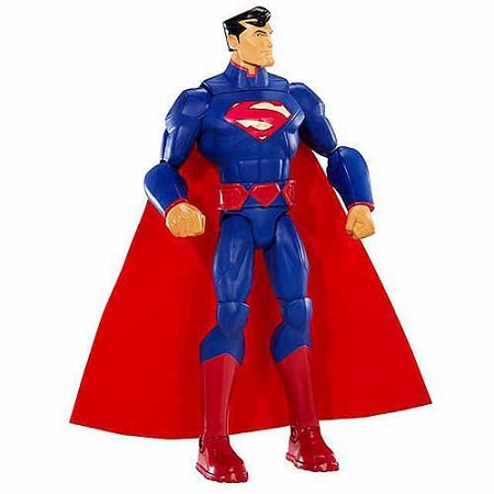 "Mattel DC Total Heroes: Superman 6"" Action Figure"