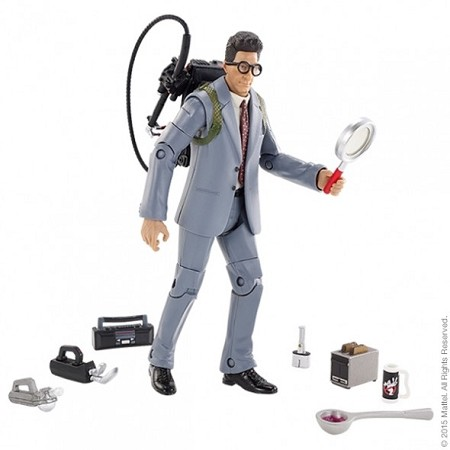 "Mattel Ghostbusters 2: Courtroom Battle Egon Spengler 6"" Action Figure (SDCC 2016 Exclusive)"