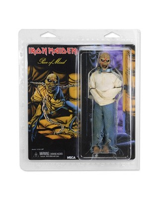 "NECA Iron Maiden: Piece of Mind 8"" Clothed Figure"