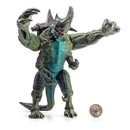 "NECA Pacific Rim: Ultra Deluxe Kaiju Axehead 7"" Scale Action Figure"