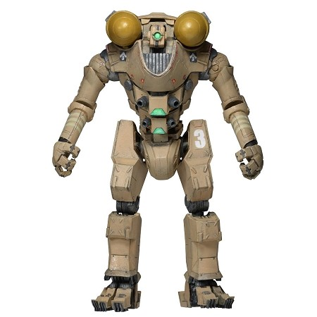 "NECA Pacific Rim: Horizon Brave 7"" Deluxe Action Figure"