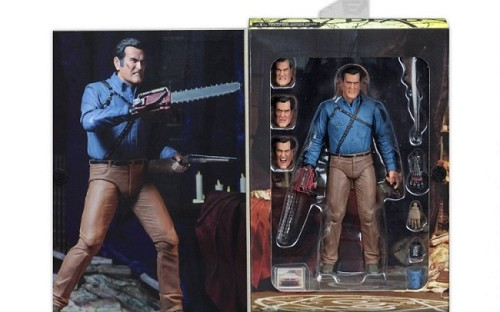 "NECA Ash Vs. Evil Dead: Ultimate Ash 7"" Scale Action Figure"