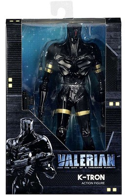 "NECA Valerian: K-Tron 7"" Scale Action Figure"
