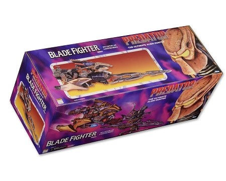 NECA Predator: Blade Fighter Vehicle